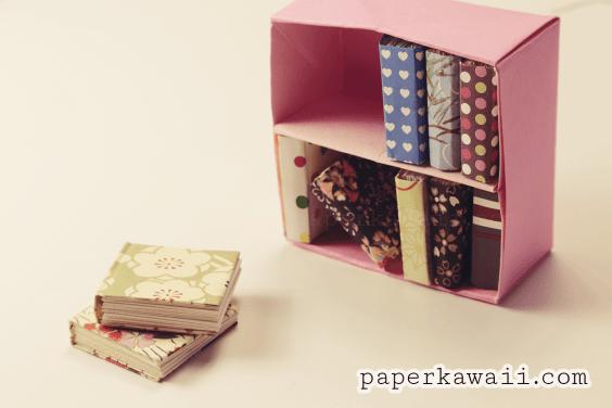 Modular Origami Bookcase – Video Tutorial
