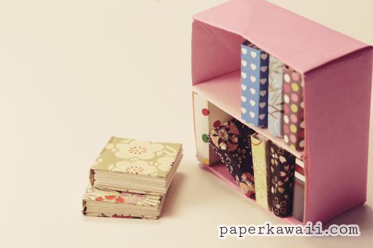 Modular Origami Bookcase - Video Tutorial