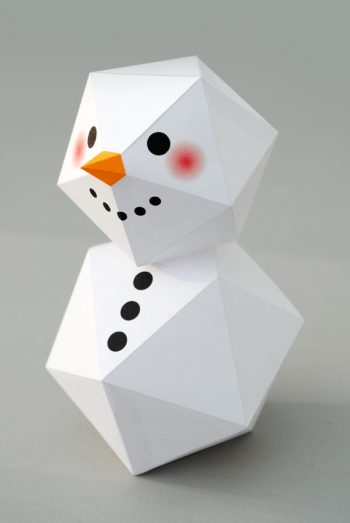 Christmas Origami 2014 Round Up via @paper_kawaii