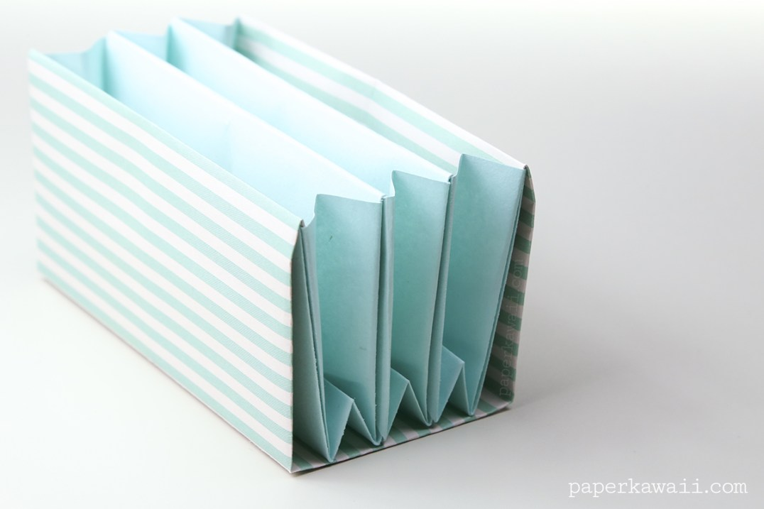 Expanding Origami Folder Instructions via @paper_kawaii