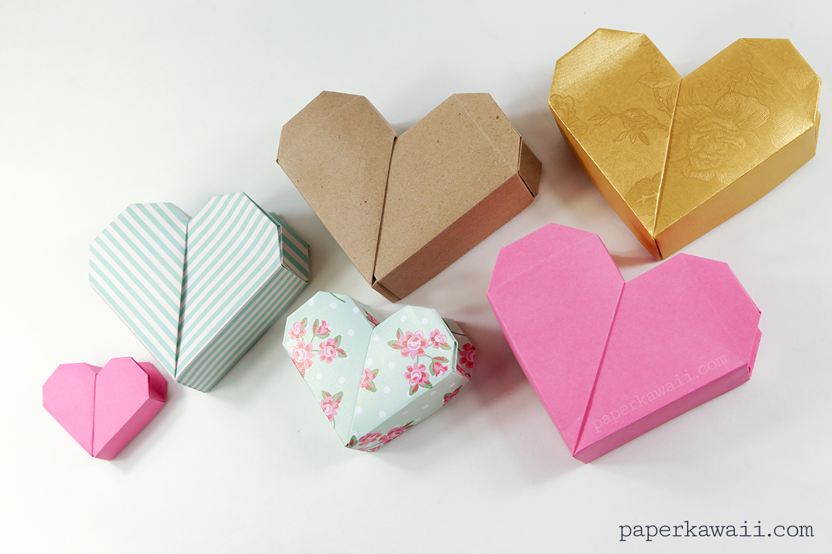 Origami Heart Box Instructions Diy Cute Crafts To See What Im Up Lately Check Out My Instagram Subscribe Youtube Channel Or