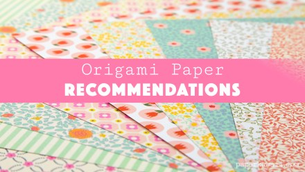 Where do I get my Origami Paper?