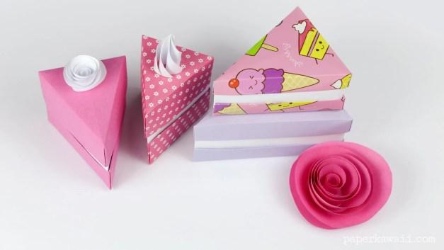 origami food