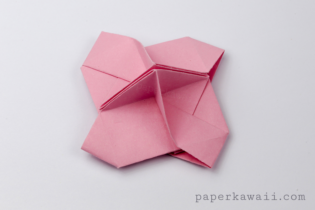 Origami Card Holder Instructions - Paper Kawaii - photo#31