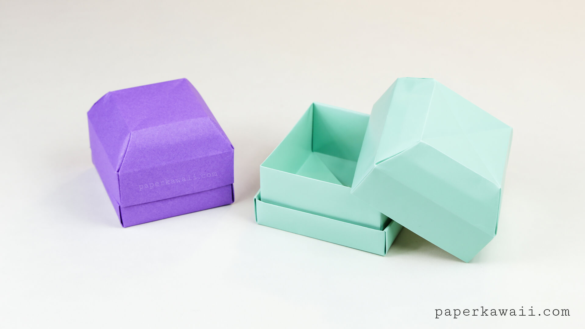 Origami Gem Gift Box Tutorial Great As A Ring Paper Kawaii Swantutorial Blue39s Chinese 3d Modular Swan Diagram