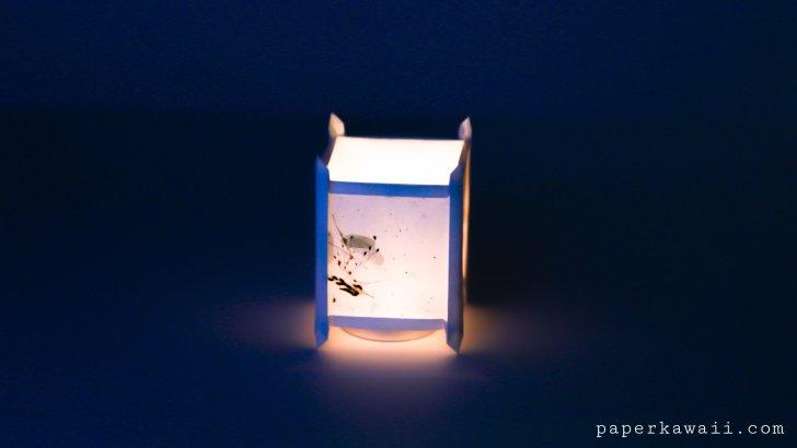 Halloween Origami Candle | cómo hacer origami candelabro - Origami ... | 410x728