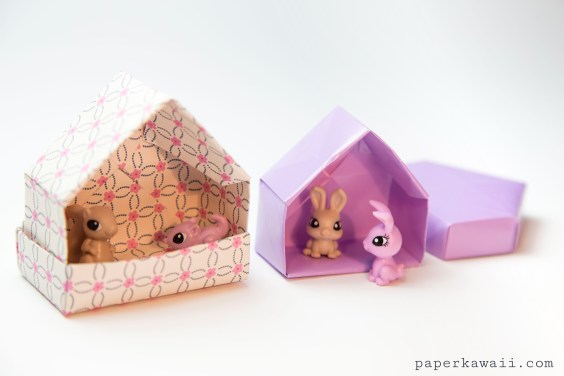 How to Make an Origami House: 8 Steps (with Pictures) - wikiHow | 376x564