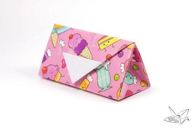Origami Clutch Bag / Purse Tutorial