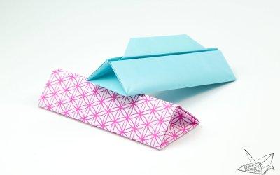 Triangular Origami Box Tutorial – Gift Box