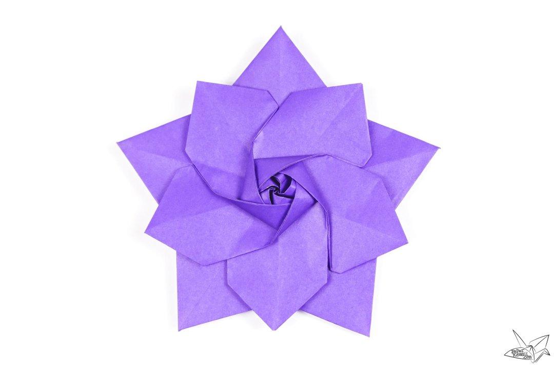 Origami Intermediate Swan