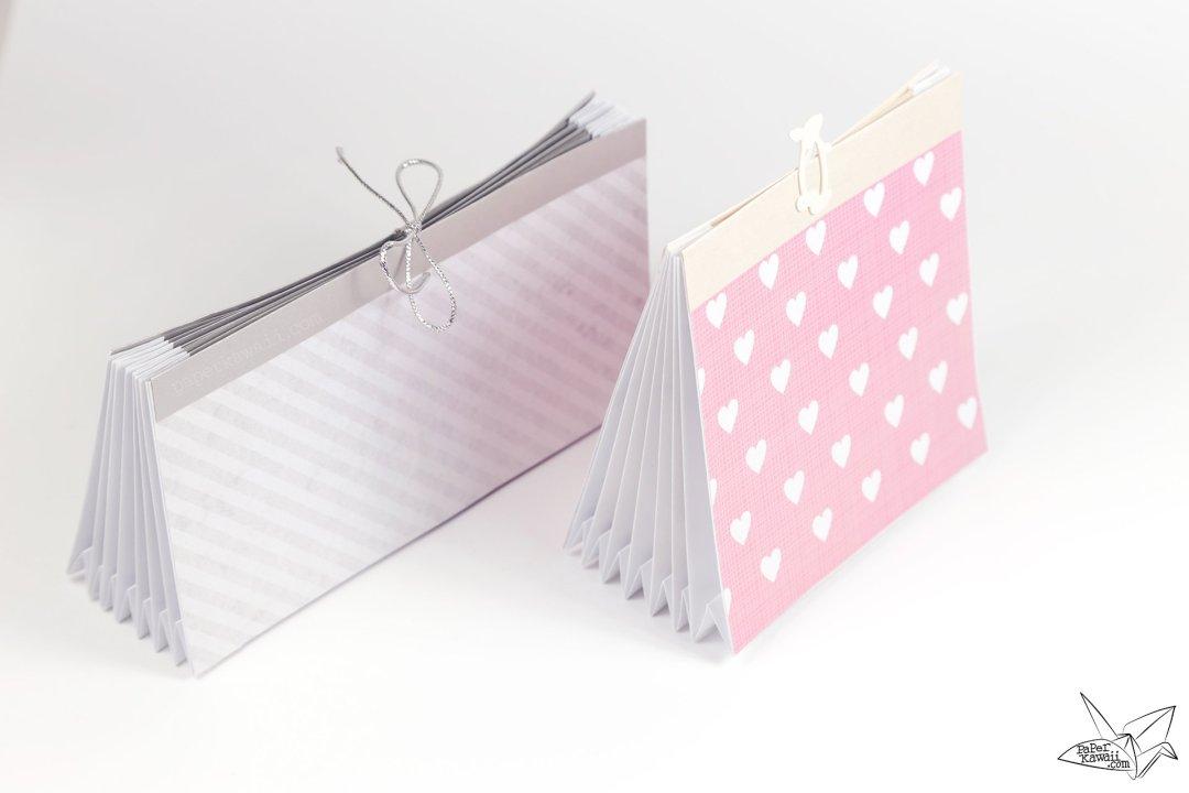 Origami Accordion Document Folder Tutorial