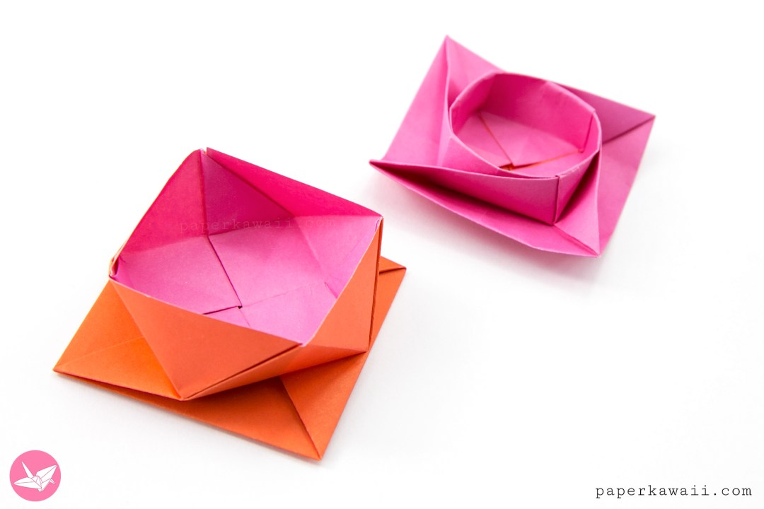 One Piece Twist Box (Anine Cleve Christensen) | Happy Folding | 720x1080