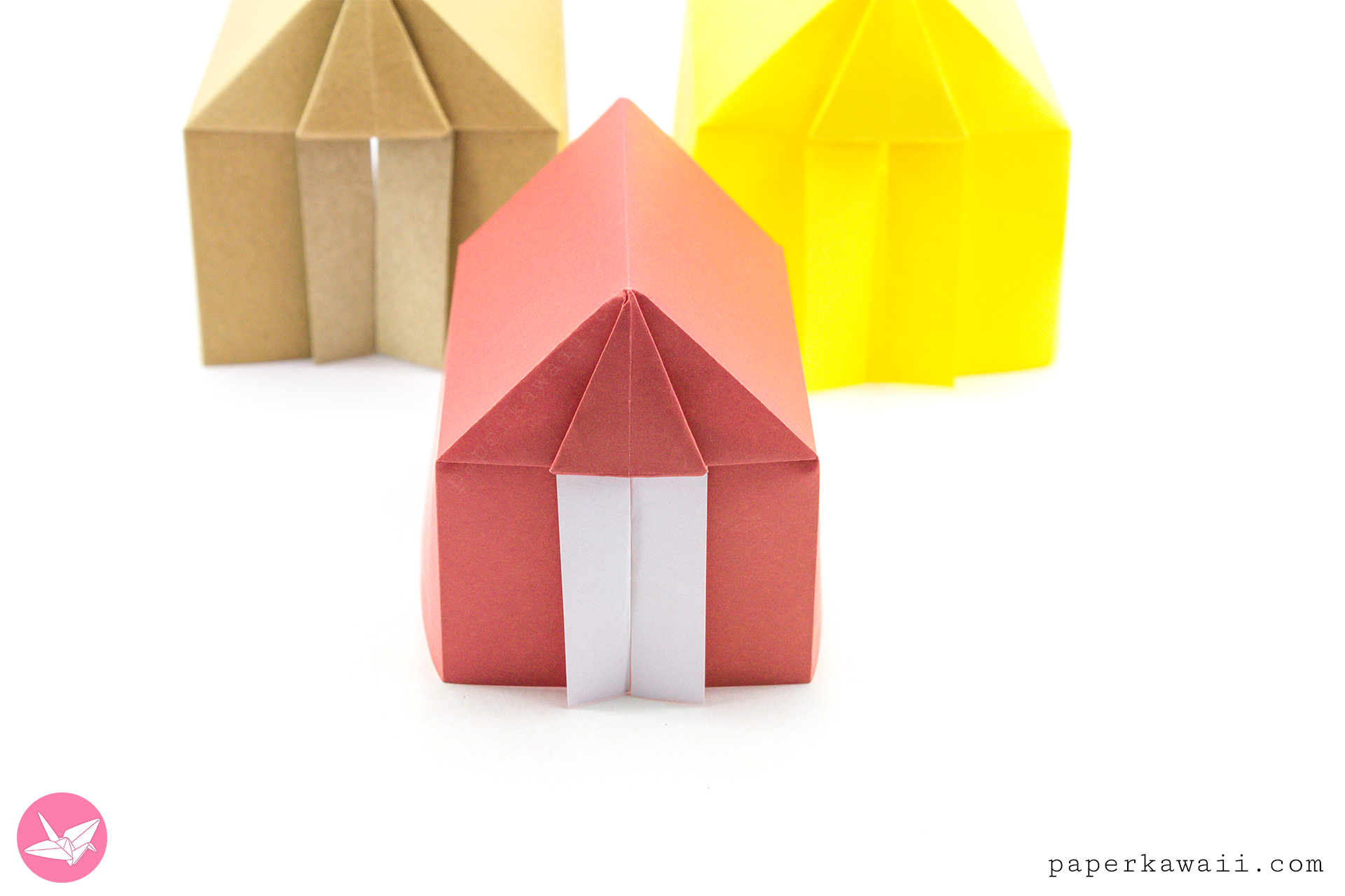How To Make 3d Cardboard And Paper House (Simple DIY) - Album on Imgur | 1280x1920