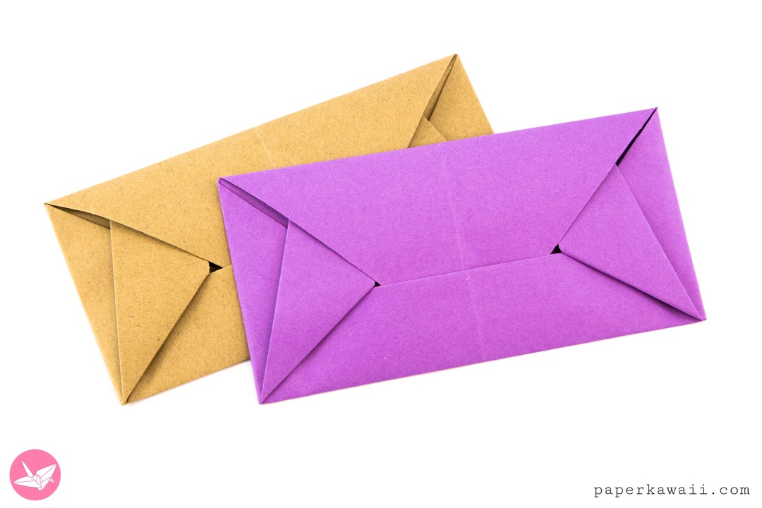 Easy Origami Envelope Letterfold By Simon Andersen - Paper ... - photo#32