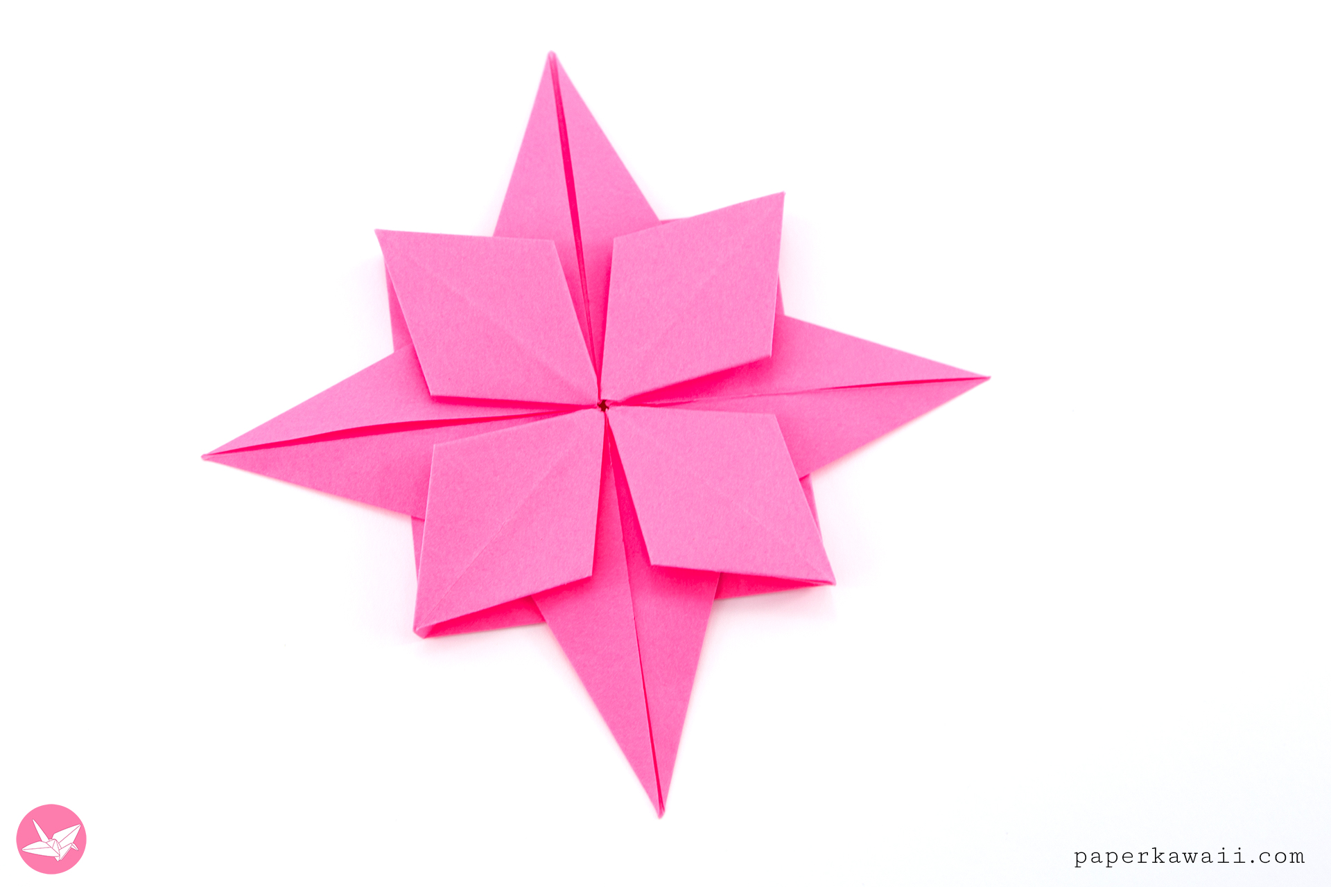 Paper Kawaii Free Origami Instructions Photo Video Tutorials