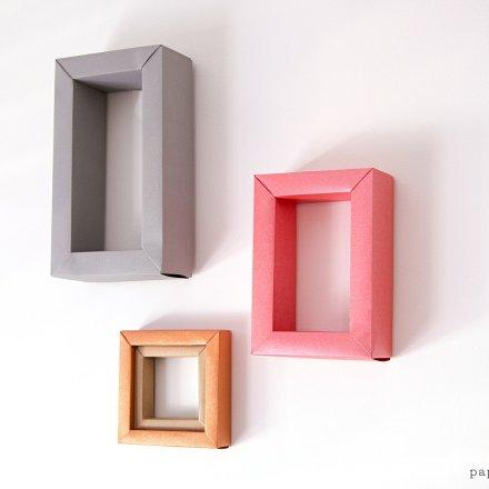 Origami Accordion Easter Egg Tutorial via @paper_kawaii