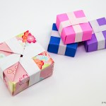 Origami Present Gift Box Tutorial