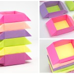 Origami Stackbox Tutorial – Stackable Boxes