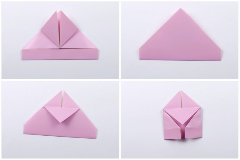 3 Different Styles of Letter Folding : 13 Steps - Instructables | 533x800