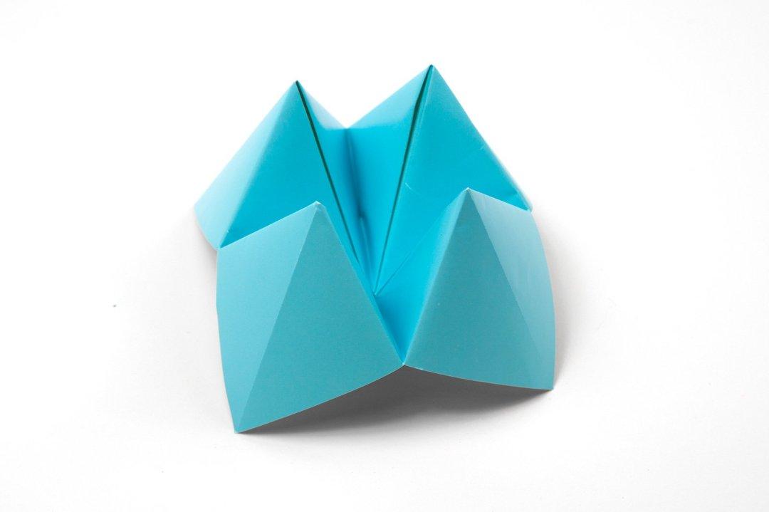 Make an Origami Fortune Teller - YouTube | 719x1080
