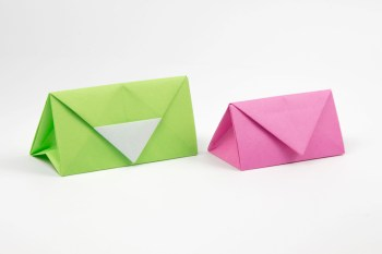 Origami Photo Tutorials via @paper_kawaii