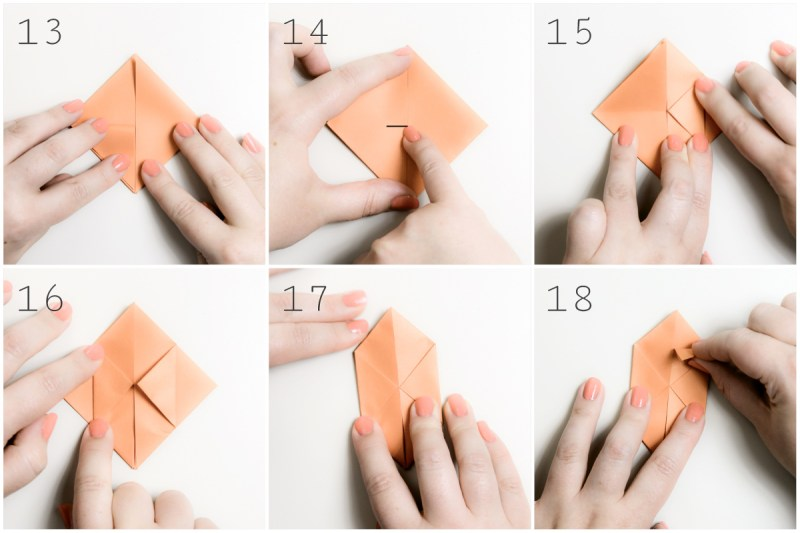Origami Water Bomb Pdf Origami Water Bomb Instructions - Make An ... | 533x800