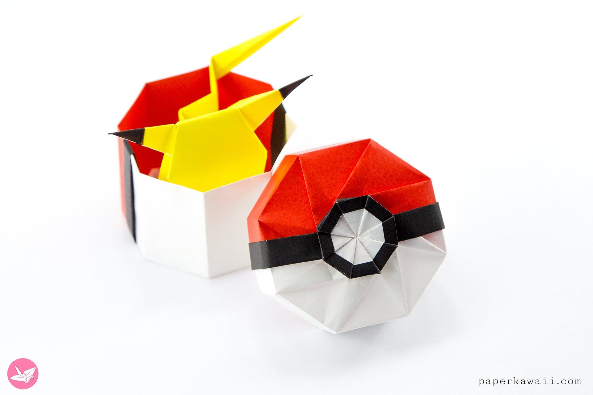 Origami Pokemon Category - Page 1 - Paper Kawaii