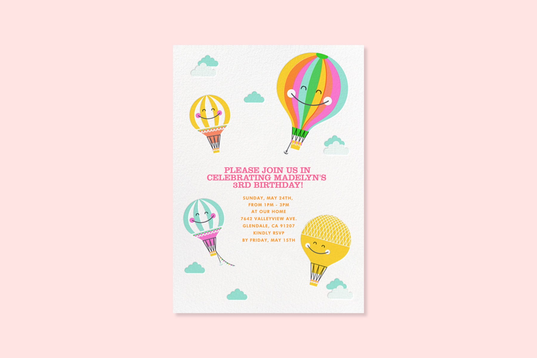 kids birthday invitation wording 101
