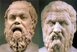 Image result for plato and socrates