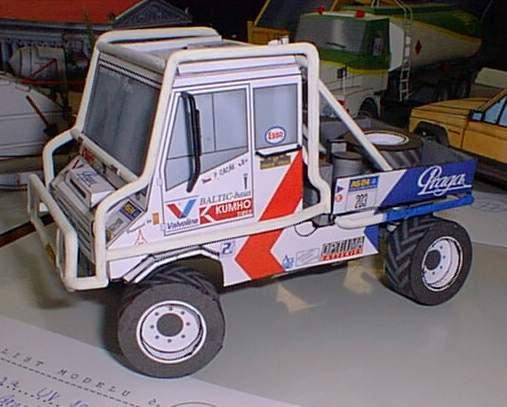 Land Rover Defender 110 colores de cobre escala 1:32 de Bburago