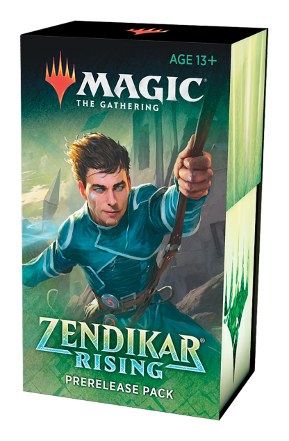 Zendikar Rising Pre-Release