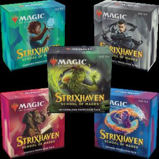 Strixhaven Pre-Release Kits