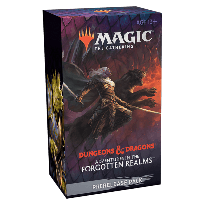 Adventures in the Forgotten Realms Pre-Release Pack