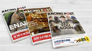 racing post betting shop display