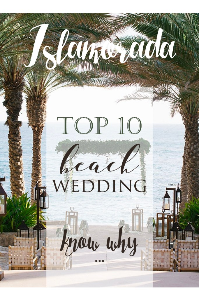 Islamorada Top 10 Beach Wedding