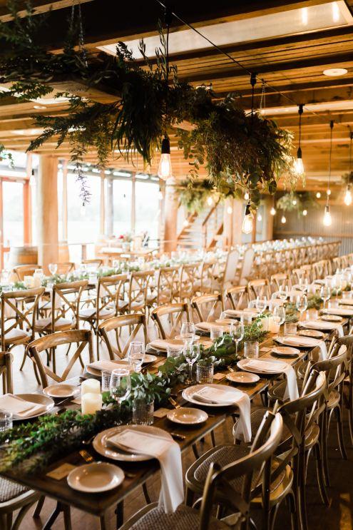 Wedding Table Decor - Wedding Flower Checklist