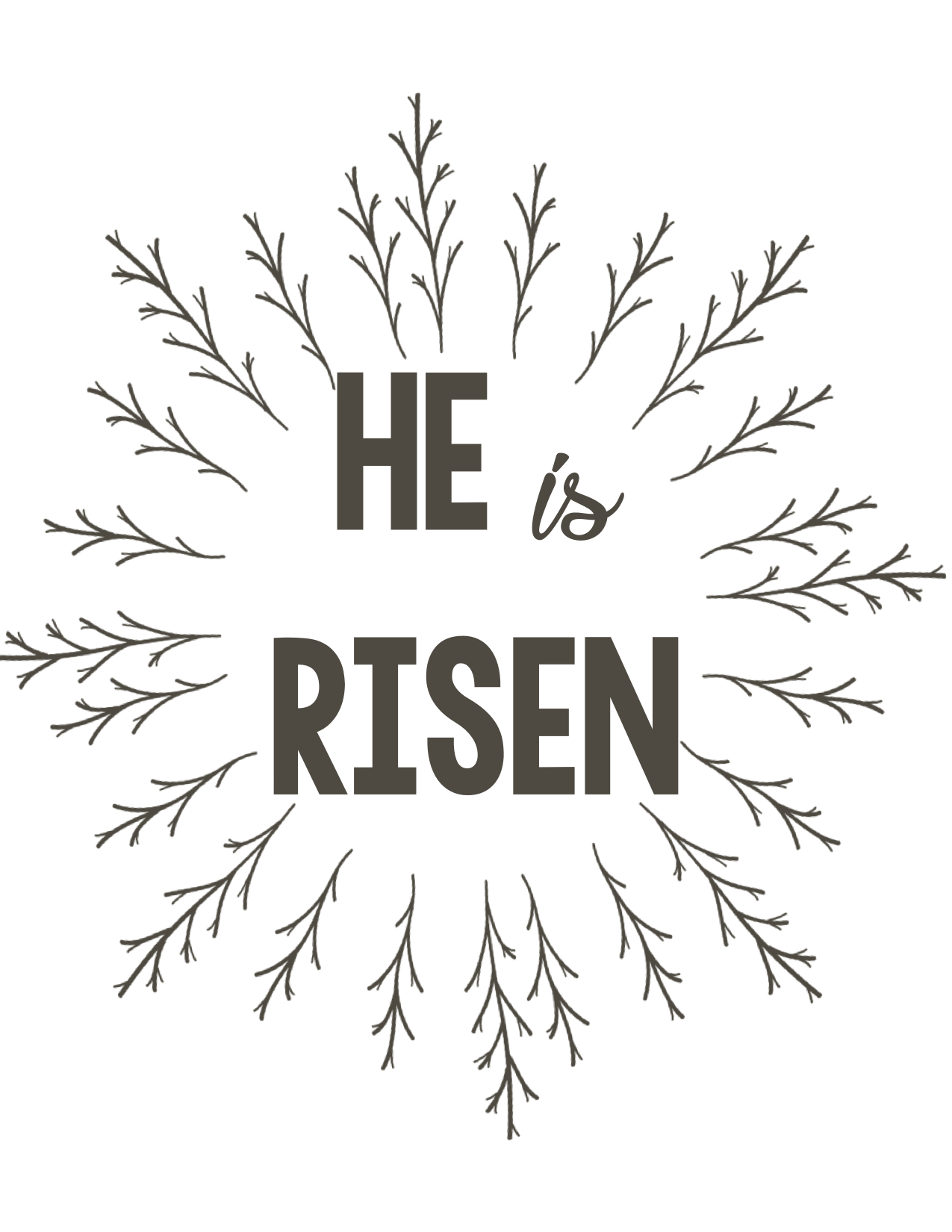 He Has Risen Images Free