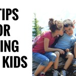 Ten Tips for Hiking with kids . Hiking with small children? These tips and tricks will help make the experience a little more enjoyable.