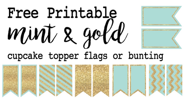 mint-and-gold-flags-short