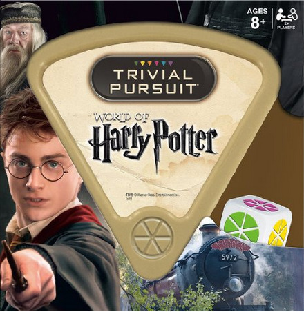 Harry Potter Trivial Pursuit is one of the best harry potter gifts.