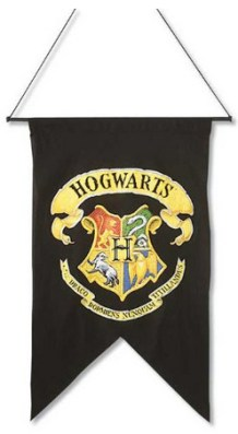 Hogwarts Banner is one of the best Harry Potter gifts.
