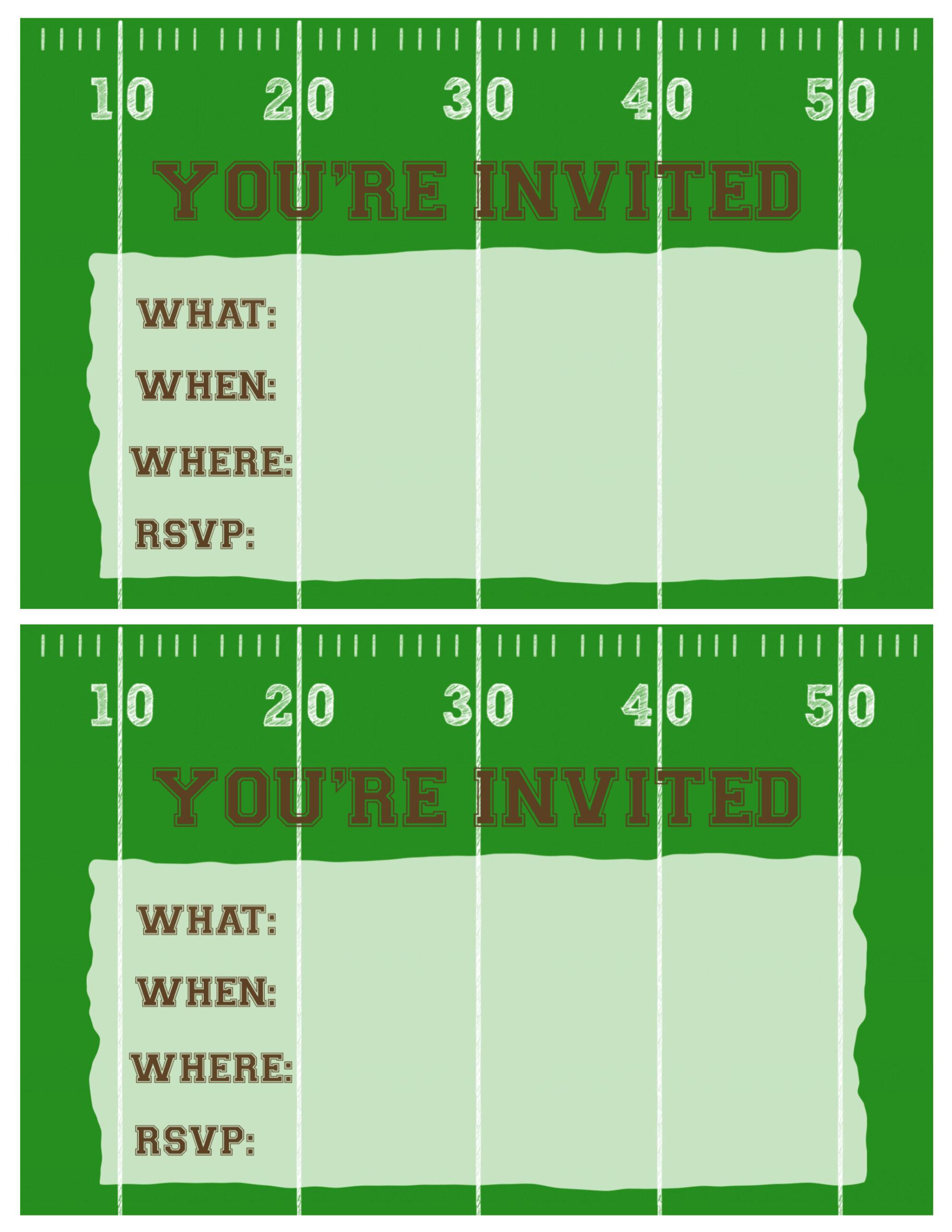Football-invitation-fill-in - Paper Trail Design