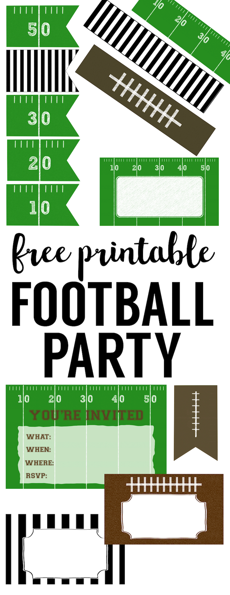 photo themes party boys football moms birthday decorations a gallery decor image popsugar