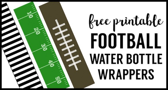 Free Printable Kids Party Invitations Football