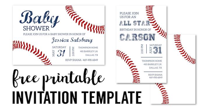 photo relating to Free Printable Baseball Tags named Cost-free Baseball Printables Baseball Social gathering Decorations