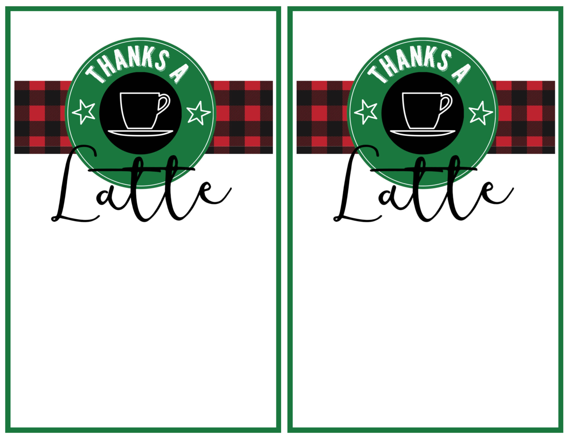 Easy Teacher Christmas Gift Idea Starbucks Gift Card