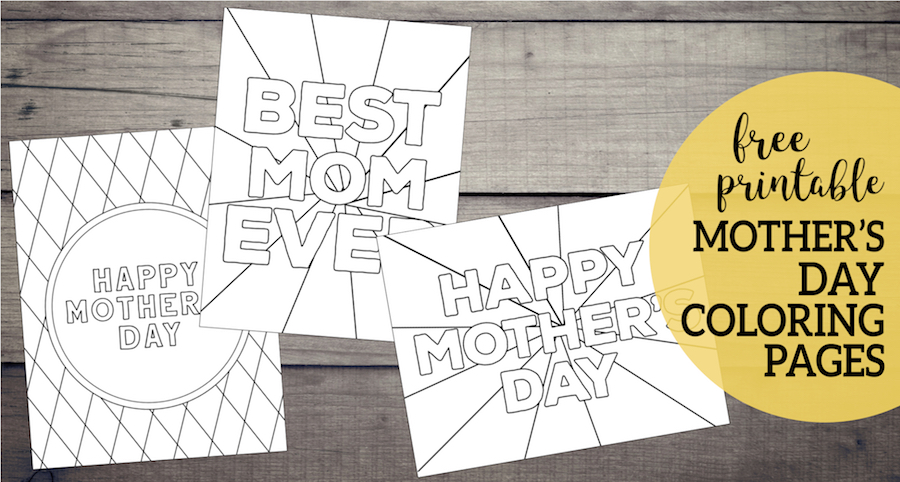 photo relating to Mothers Day Coloring Pages Printable named No cost Printable Moms Working day Coloring Internet pages - Paper Path Structure