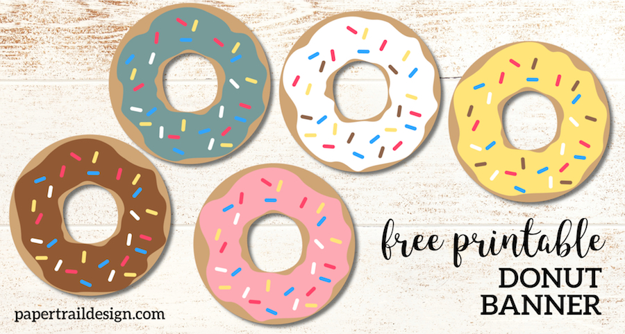 picture regarding Donut Teacher Appreciation Printable identified as Cost-free Printable Donut Instructor Appreciation Reward Options - Paper