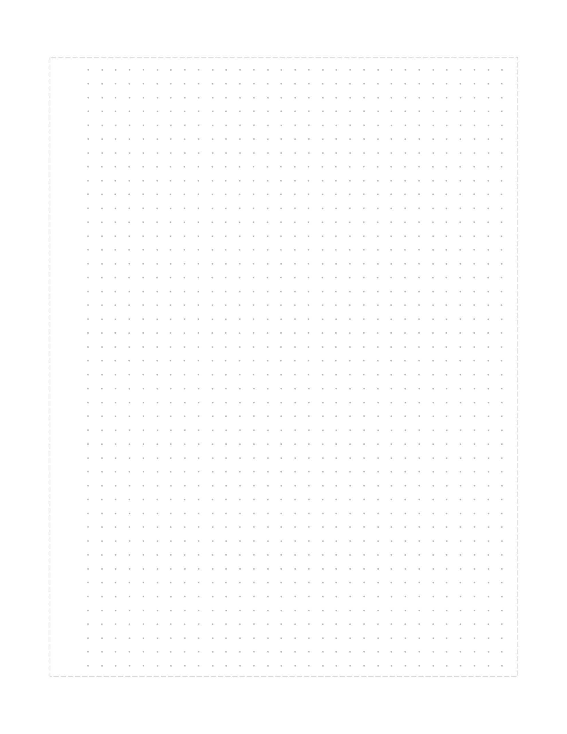 picture regarding Dot Grid Paper Printable named Satisfied Planner Dot Grid Paper Free of charge Printable - Paper Path Style and design