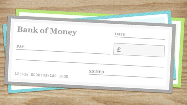 Blank Cheque Templates For The Bank Of Money In Three Versions U2013 Dollar,  Euro And Pound Sterling. Great For Teaching About Written Numbers.